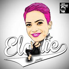 FattiDisegnare.com: #STILEDIGITALEdiElodie Di PatriziWittytv#El...