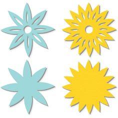 Silhouette Design Store - View Design #58462: flower wreath
