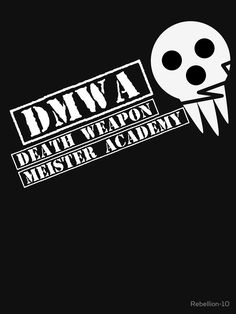 The symbol of the DMWA ( Death Weapon Meister Academy) from the anime and manga of soul eater. Show that you're an old student of the DMWA. Durarara, Dear Lord, Soul Eater, Awesome Anime, The Flash, Studio Ghibli, Anime Characters, Geek Stuff, Death