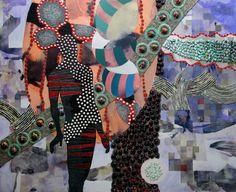 """Saatchi Art Artist John Kokkinos; Painting, """"Always Connected"""" #art"""