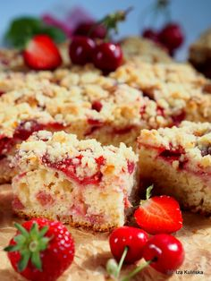 Keto Recipes, Cake Recipes, Dessert Recipes, Cooking Recipes, Cheesecake Pops, Polish Recipes, Love Food, Food To Make, Food And Drink