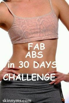 1000 ideas about 30 day abs on pinterest 30 day ab challenge ab challenge and ab and squat. Black Bedroom Furniture Sets. Home Design Ideas