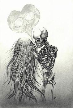 Skeleton Love <3