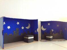 Ramadan crafts and activities for children.