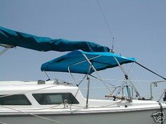 Catalina-22-Sailboat-Bimini-Top-Sunshade