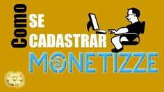 Como Fazer Cadastro Programa de Afiliados Monetizze