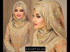 Most beautiful muslim brides in hijab/Hijabi dulhan Hijabi Wedding, Muslimah Wedding Dress, Pakistani Wedding Outfits, Hijab Bride, Muslim Brides, Pakistani Wedding Dresses, Girl Hijab, Wedding Mehndi, Desi Wedding
