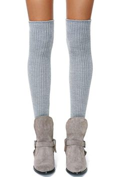 653f0dd10e5 Net Out of My Way Fishnet Socks - NASTY GAL Knee High Socks Outfit