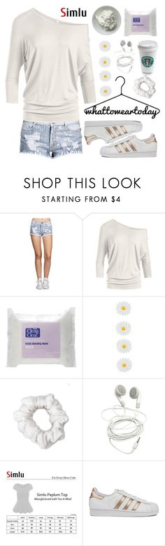 """What to wear today-Simlu cothing"" by simlu-clothing ❤ liked on Polyvore featuring Monsoon, American Apparel, adidas, ootd, comfy, trend, WhatToWear and simlu"