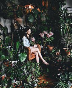 20 ideias para adotar a tendência da Floresta Urbana (Foto: Hilton Carter/ reprodução Instagram)