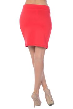 Anywhere Anytime Mini Skirt