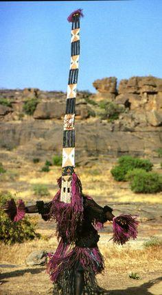 Dogon Sirige Mask ~ Mali, Africa    Google Search