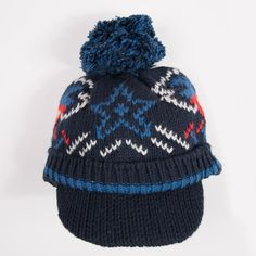 Image result for baby boy knitted hats