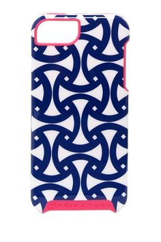 Trina Turk Echo Case for iPhone 5 Santorini Navy by Trina Turk on @HauteLook