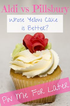Who has the better gluten free yellow cake mix? Find out which one my family preferred! Gluten Free Yellow Cake Mix, Pillsbury Gluten Free, Cheap Dessert Recipes, Dessert From Scratch, Box Cake Mix, Gluten Free Snacks, Yellow Cake Mixes, Chocolate Frosting, Cheap Meals