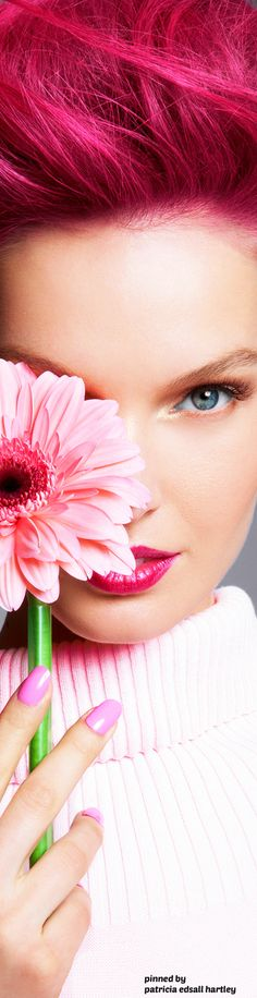 Anastasija Kondratjeva by Enrique Vega Red And Pink, Pretty In Pink, Hot Pink, Magenta, Purple Haze, Rose Bonbon, Girlie Style, Pink Peacock, Pin Logo
