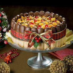 NaInternet.net | Receita de Sobremesas para o Natal 2013