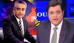 Arnab Goswami's 'shameless' and 'pseudo-liberals' jibes after Rajdeep Sardesai questions media ethics on Kashmir crisis coverage