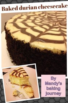Durian Cheesecake