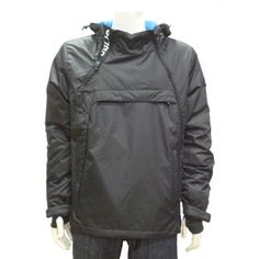 REPUBLIC REM210 WATER RESISTANT JACKET BLACK