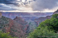 Bright Angel Trail. Hiking/backpacking in the Grand Canyon.