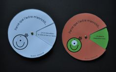 roue Multifun : pour aider l'enfant à stimuler son intelligence envers les autres. Coaching, Leader In Me, Classroom Management, Projects For Kids, Inventions, Activities For Kids, Communication, Preschool, Science