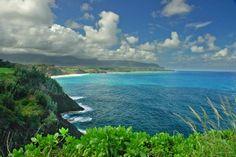 Kilauea Point National Wildlife Refuge in Kauai