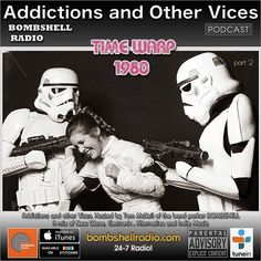 Today's Bombshell (Bombshell Radio) Bombshell Radio Addictions and Other Vices Podcast 3pm-5 pm EST This week on Bombshell Radio we Time Warp into 1980 Part 1 Two hours of selected tracks This is Addictions and Other Vices 459- Time Warp 1980 Part Two I hope you enjoy! bombshellradio.com #Rock #Classics #AddictionsPodcast #Timewarp #Pop #80s #Radio #ClassicRock #BombshellRado #AddictionsandOtherVices  Repeats Saturday 8am-10am EST and Sunday 2pm-4pm EST