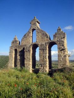 Campanari del castell de Sanaüja, la Segarra