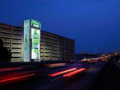Heineken, Porte de Versalles, Paris, staged by ATHEM.