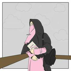 7200 Gambar Kartun Muslimah Dewasa HD Terbaik