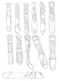 light saber designs