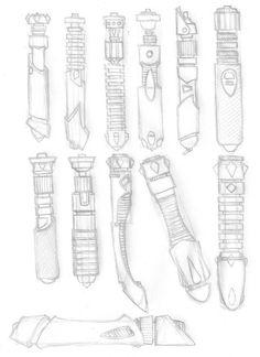 light saber designs