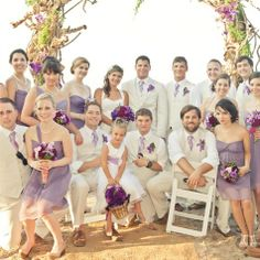 Like the look of the groomsmen and groom here