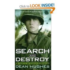 Search and Destroy: Dean Hughes: 9781416953715: Amazon.com: Books