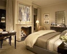 Romantic Master Bedroom Designs Design, Like the colors