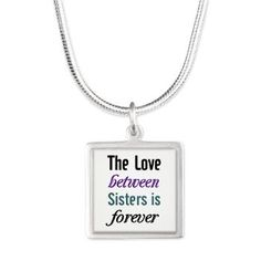 Sisters Forever Necklaces