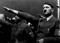 Nazi Germany - Adolph Hitler, evil personified