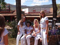 Força feminina na Capoeira