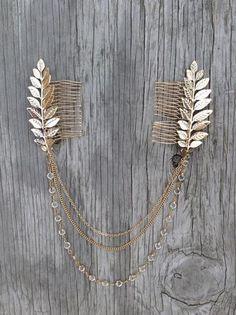 Bohemian Hair Chain
