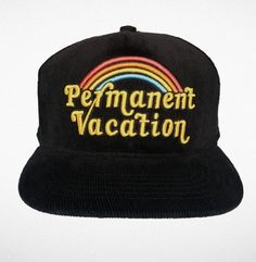 Permanent Vacation Snap Back