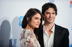 Ian Somerhalder and Nikki Reed Lend Their Big Hearts and Beautiful Faces to a Good Cause