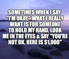 Exactly! Ha ha ha!