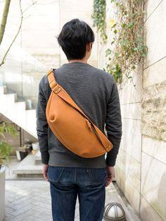 Leather Luggage, Leather Backpack, Mens Canvas Messenger Bag, Japanese Bag, Medicine Bag, Hip Bag, Leather Bags Handmade, Grab Bags, Lingerie