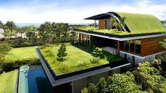En als ik me dan toch niets hoef aan te trekken van de kosten en de gemeente, wil ik graag mijn huis afbreken en dit huis ervoor in de plaats zetten. Duurzaam en mooi!