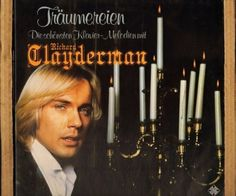 RICHARD-CLAYDERMAN-traumereien-6-23872-near-mint-disc-german-LP-PS-EX-EX