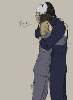 Michael, Laurie_I'm sorry sis by Anko-sensei.deviantart.com on @DeviantArt Mikey & Laurie