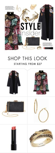 """Let's Make a Party!"" by lady-of-rose ❤ liked on Polyvore featuring Millie Mackintosh, Brian Atwood, La Regale, Bony Levy, Bobbi Brown Cosmetics, LE VIAN and Christian Dior"