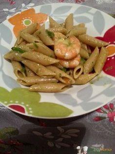 Pasta integrale zafferano asparagi e gamberetti Bimby, per cucinare gli asparagi possiamo mettere un po' di fantasia! Ingredienti per 5/6 persone: 500 gr...