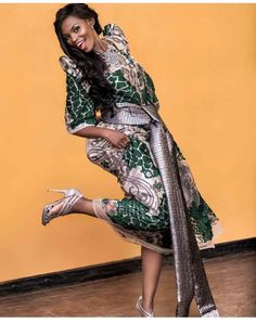 Slayin in traditional wear African Attire, African Wear, African Dress, African Fashion, African Traditional Wear, Traditional Fashion, Traditional Dresses, Traditional Wedding Attire, Hijab Style Dress